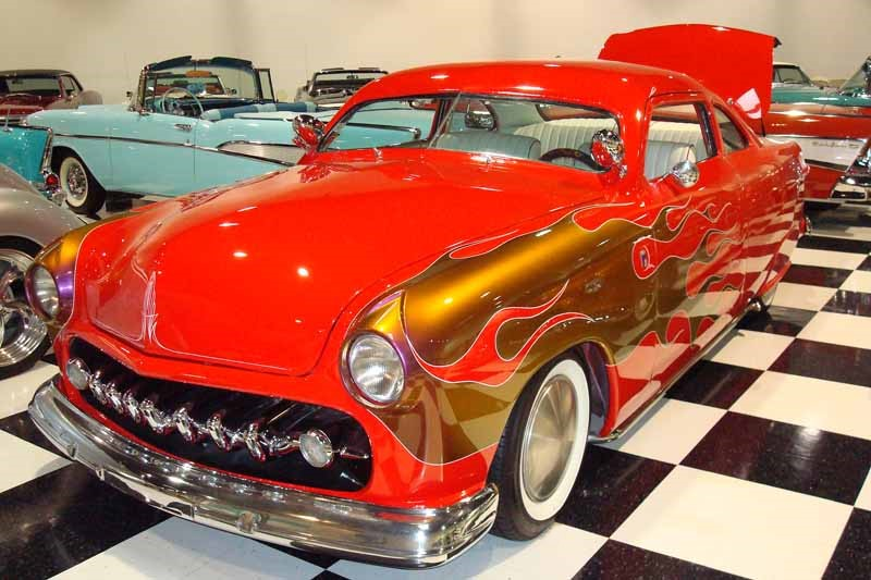 1949 Ford George Barris Custom